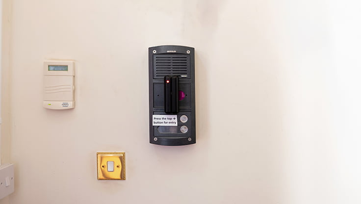 door entry security
